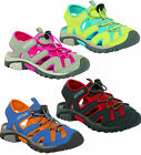 Regatta Deckside Junior Kids Walking Sandal Trainer Shoe Girls Boys RKF413