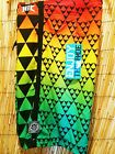 "HIC ""Manu Rasta"" Boardshorts, Hawaiian Surfing Swim"