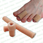 Gel Toe Tube Bandage Sore Finger Cushion Corns Calluses Bunion Blister Pain Cuts