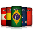 HEAD CASE DESIGNS VINTAGE FLAGS SET 1 CASE FOR SAMSUNG GALAXY CORE LTE G386F