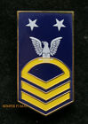 MASTER CHIEF PETTY OFFICER MCPO E-9 HAT PIN US NAVY ENLISTED SAILOR GIF VETERAN