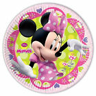 Minnie Mouse Bow-tique Childrens Kids Birthday Party Plates19.5cm  x 16