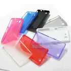 Gel Rubber TPU Silicone Skin Cover Case for SONY Xperia Z3 Compact, Sony D5803