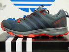 NEW ADIDAS Kanadia 7 Men's Running Shoes - Gray/Red;  S85148