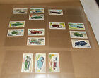 TEA CARD ODDS PRIORY TEA I-SPY CARS 1958 CHOOSE INDIVIDUAL CARDS
