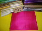 deep pink Satin fabric costume curtain lining wedding decoration crepe fabric