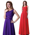 Clearance~~Long Chiffon Bridesmaid Dress Ball Gown Prom Homecoming Evening Dress
