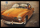 VOLKSWAGEN KARMANN GHIA COUPE GERMAN POSTER GLOSSY PHOTO PRINT 02