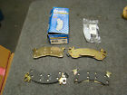 Bendix MKD153 Brake Pad or Shoe Front Semi Metallic W/Shims NEW