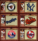 2011 Topps Commemorative Baseball Patch You Pick Your Player Finish Your Set