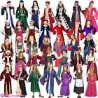 Tudor Queen Wench Princess Historical Medieval Juliet Girls Fancy Dress Costume