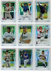 2011 Bowman Chrome Draft Picks & Prospects Refractor You Pick Your Player