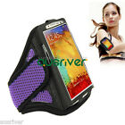 Sports Gym Running Jogging Armband Case Cover for Samsung Galaxy Note 3 Note 4