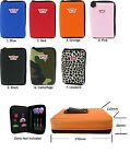 Bulls Large Darts Case / Wallet Can Hold 2 Sets Fully Loaded
