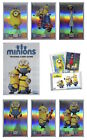 Topps Minions Trading Cards. Individual Super Shiny Cards 33-48