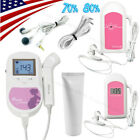 CONTEC Handheld Fetal Doppler,Baby Sound Heart Rate Monitor,FDA Cleared, GEL,USA