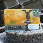 2015 Starbucks NEW YORK NYC Central Park gift card ! IN HAND ! READY TO SHIP !