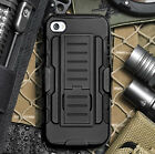 Outdoor Rugged Heavy Duty Armor Tough Hard Case Cover For Apple iTouch iPad
