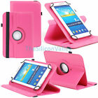 Rotating Cover Case For 7 Inch Android Tablet RCA iRulu 7 In Dell Venue Voyager