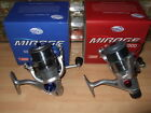 New Jarvis Walker Mirage 5000, Fixed spool spinning reels. Front or Rear Drag