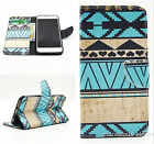 Vintage Stand Flip Wallet Leather Hybrid Case Cover For iPhone 4 5 6 6 Plus