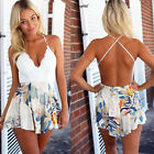 Sexy New Women Clubwear Lace mini Dress Playsuit Bodycon Party Jumpsuit Romper