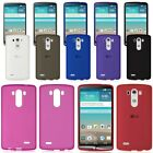 Fashion Fitted Soft Rubber TPU Silicone Gel Back Cover Case Skin For LG G3