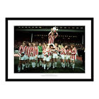 Stoke City 1972 League Cup Final Team Celebrations Photo Memorabilia (714)