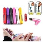 Travel Portable Mini Refillable Perfume Atomizer Bottle Scent Pump Spray Case