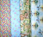 EASTER #1  Fabrics, Sold Individually, Not As a Group, By The Half Yard