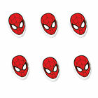 Spiderman Superhero Boys Birthday Party Bag Fillers Loot Bag Fillers - Rubbers