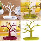 Jewelry Organizer Tree Earring Ring Necklace Bracelet Display Show Stand Holder