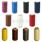 240M 1mm 150D Waxed Wax Thread String Cord Sewing DIY Craft Leather Stitching