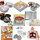 Mix Styles Cake Sugarcraft Decorating Bakeware Pan Tin Kitchen Wedding Mold #F