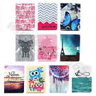 For iPad/Tablets Protective Shell Strong Case PU Leather Stand Card Wallet Cover