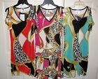 India Boutique Womens Short Dress Tunic Top Free Size Fits Small Medium NWT