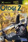 XBOX - OTOGI 2 Immortal Warriors *Fast Free Post *PAL