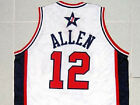 RAY ALLEN TEAM USA JERSEY NEW WHITE - ANY SIZE XS - 5XL