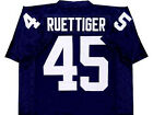 RUDY MOVIE - NEVER QUIT RUETTIGER JERSEY NEW -   ANY SIZE XS - 5XL