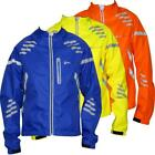 Piu Miglia Mens Waterproof Commuter Cycling Jacket