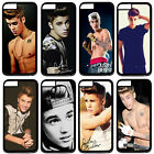 "Cool Boy Justin Bieber Hard Plastic Case Back Cover For Apple 4.7"" iPhone 6"