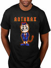 Official Anthrax TNT Cover T-Shirt Rock Amoung The Living Fistful Of Metal Music