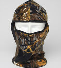 Outdoor Camo Thermal Fleece Warm Winter Ski Cycling Balaclava Full Face Mask US
