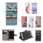 Lovely Chic Slim PU Leather Case Cover Card Stand Magnetic Wallet For Cellphones