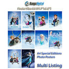 Disney Frozen 2013 HD Photo Poster RD-9070 (A4 11.7x8.2 Inch)