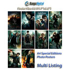 Harry Potter ATDH 2011 HD Photo Poster RD-9007 (A4 11.7x8.2 Inch)