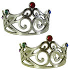 Unbranded 20 Pack Girls Jeweled Crown Halloween Accessory