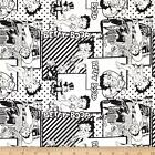 Betty Boop 100% Cotton Quilting Fabric by the Yard