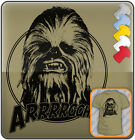 CHEWBACCA Wookie Movie Character Funny New Star Retro Wars top Mens Size S XXL £12.95 GBP