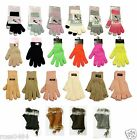 Womens Gloves Ladies Teenage Girls Christmas Xmas Birthday Stocking Filler Gift